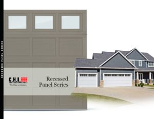 Recessed Panel George And Sons Garage Doors