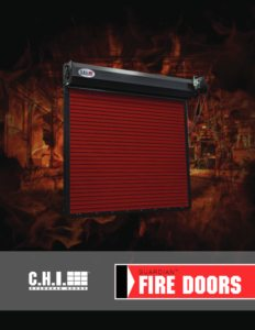 Rolling Fire Doors George And Sons Garage Doors