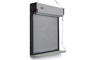 Unmounted CHI fire shutter